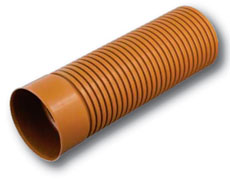 Perforated Highway Drainage Pipe
