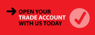 Open your trade account with us today